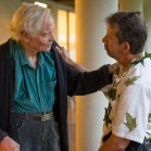W.S. Merwin and Dr. Art Medeiros
